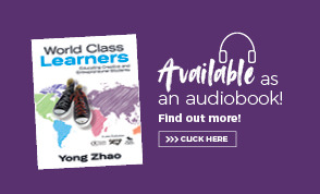 World Class Learners Audiobook Ad