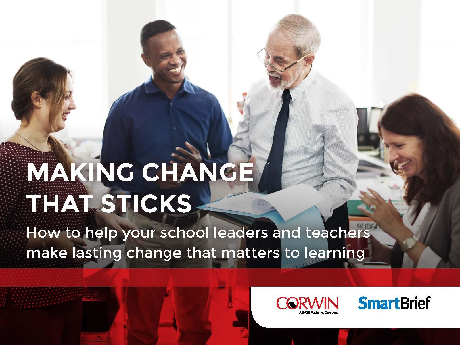 Making Change That Sticks