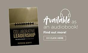 Audio Book Ad Collaborative Leadership