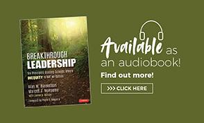 Audio Book Ad Breakthrough Leadership