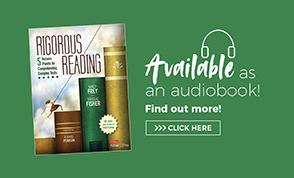 Audio Book Ad Rigorous Reading