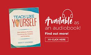 Audio Book Ad Teach Like Yourself