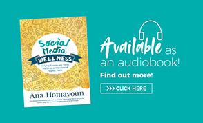 Audio Book Ad Social Media Wellness