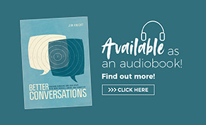 Audio Book Ad Better Conversations
