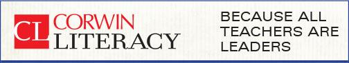 Corwin Literacy Logo