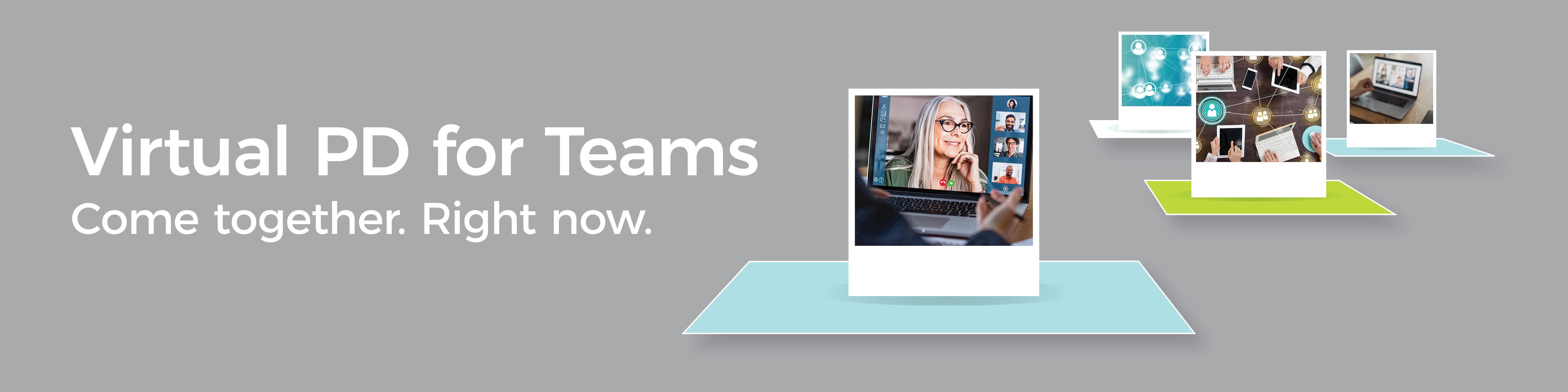 virtual PD for teams